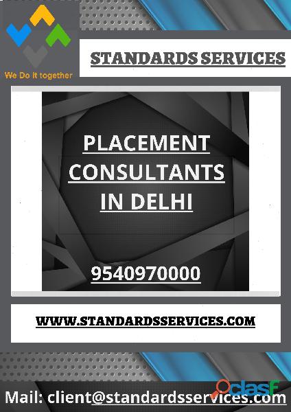 Placement Consultancy in Delhi
