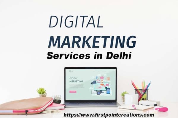 Digital marketing services in delhi - computer services