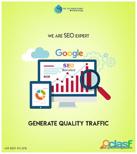 Best digital marketing agency in Kerala | TGI Technologies
