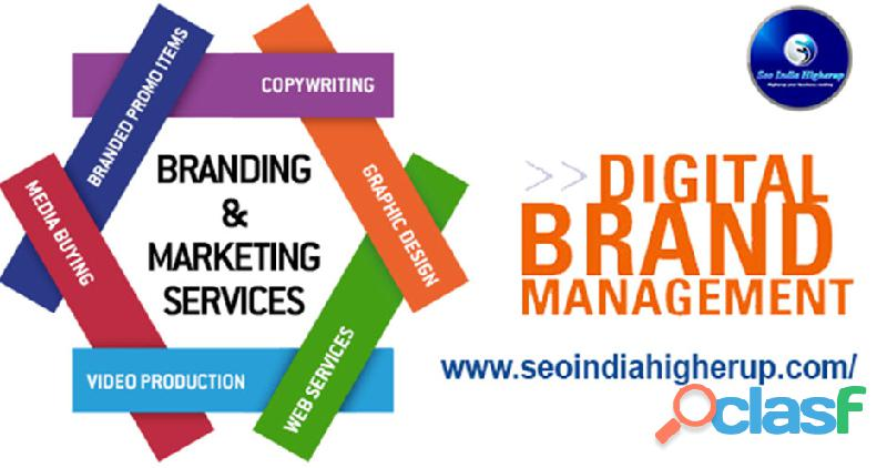 Brand Promotion Company in Delhi – (+91) 7827831322 – SEO India Higherup