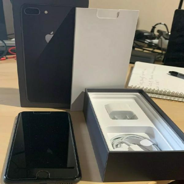 Apple iphone 8 plus 64gb space grey unlocked a1864 cd