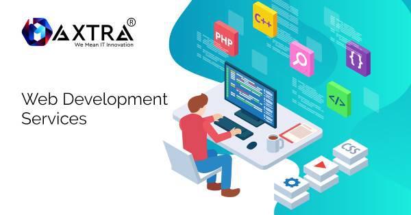 Web development solutions - computer services