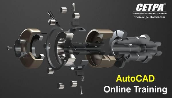 Lock your seat for online summer autocad training - lessons