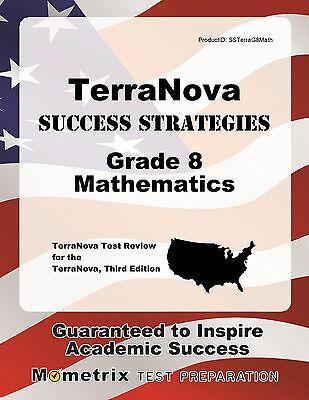 Terranova success strategies grade 8 mathematics study