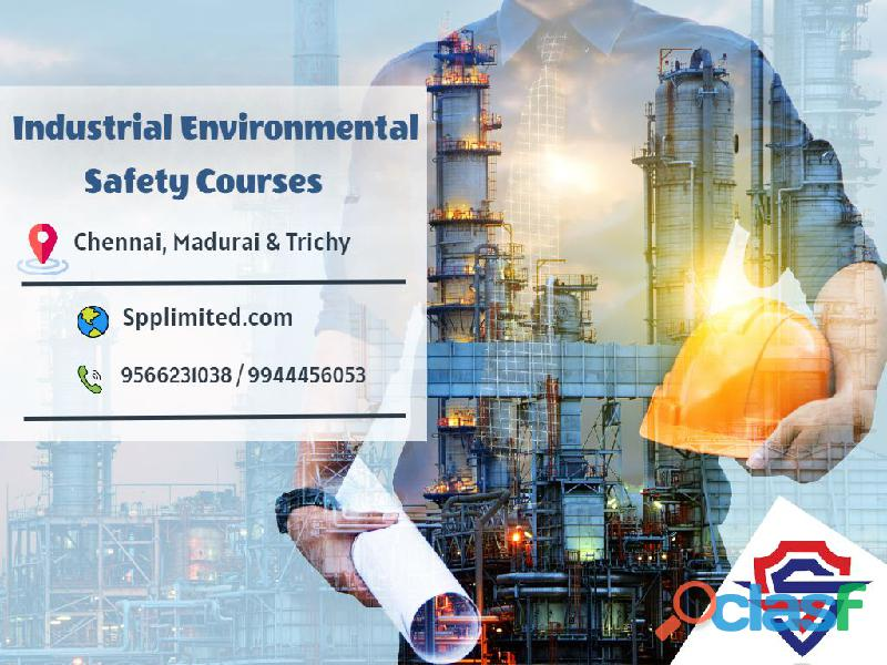Industrial environmental safety course in chennai
