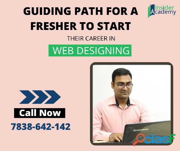 Web designing course institute in noida sector 22