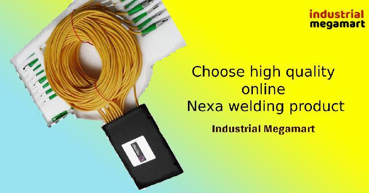 High quality online nexa weld product industrial megamart