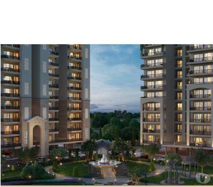 3bhk flat in zirakpur