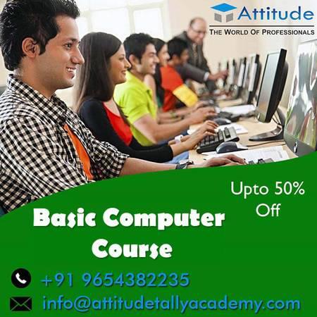 Best institute for basic computer classes in uttam nagar -