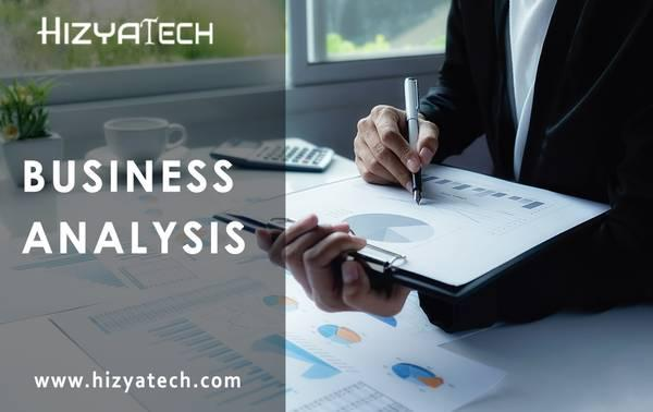 Business analysis - creative services