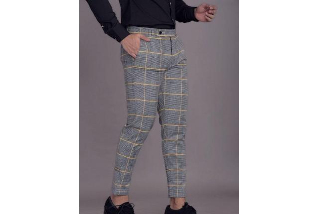 Casual pants online - qarot men jaipur