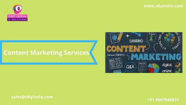 Content marketing services pune | best content marketing