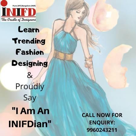 Fashion designing institute - inifd koregaon park - lessons