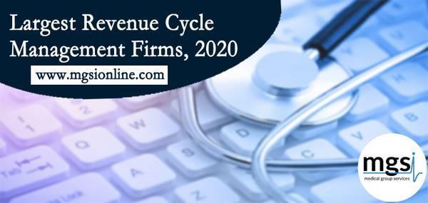 Largest revenue cycle management firms, 2020 - small biz ads