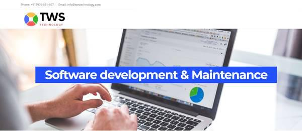 Tws technology - software development services kota -