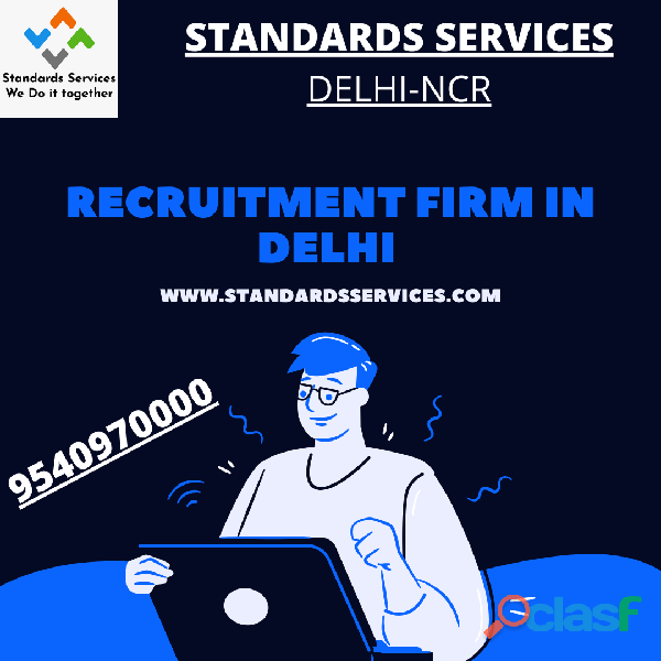 Recruitment Firm in Delhi