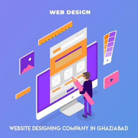Website designing company in ghaziabad - computer services