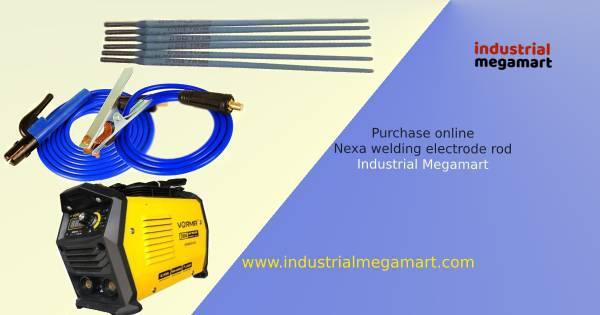 Purchase online nexa welding electrode rod - industrial