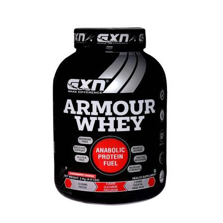 Armour whey protein | quality sports nutrition - gxn -