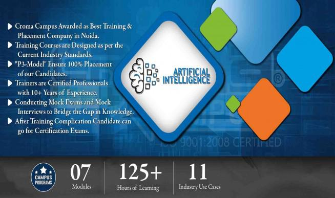 Artificial intelligence training in noida | croma campus