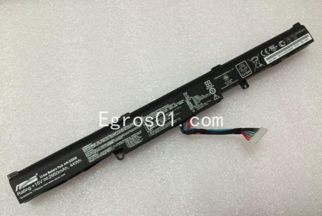 Batterie originale Asus A41-X550E A41X500E 15V 2950mAh