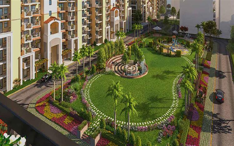 Emaar palm heights luxury 3 bedroom homes