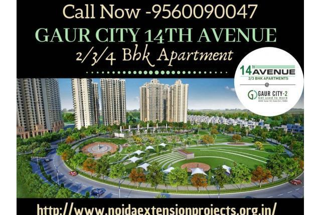 Gaur city 14th avenue noida extension