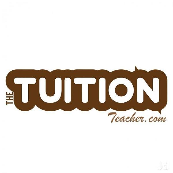 Get the best home tutor who is ready to help you to meet