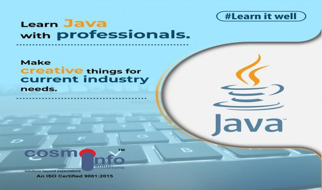 Java training institute in lucknow