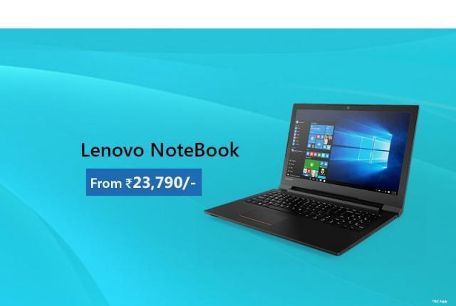 Lenovo laptop store in tolichowki | appworld 1800 123 4488