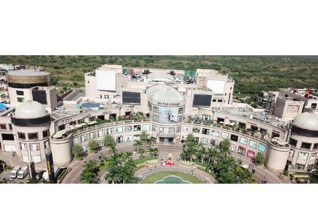Malls in delhi - dlf promenade