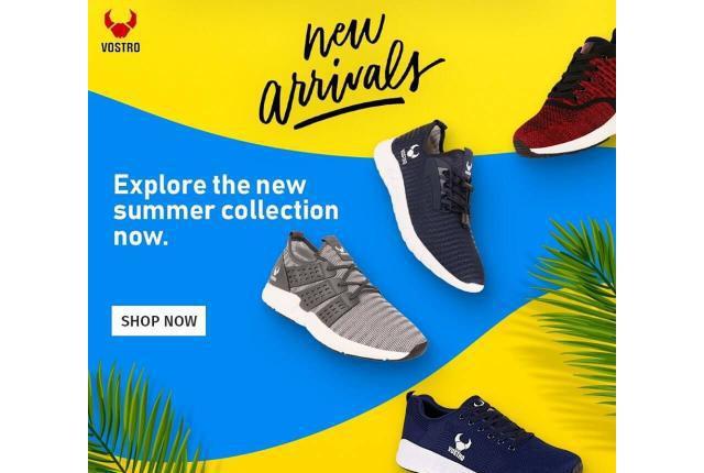 Men shoe sale – best deals on vostro men shoes, get 60%