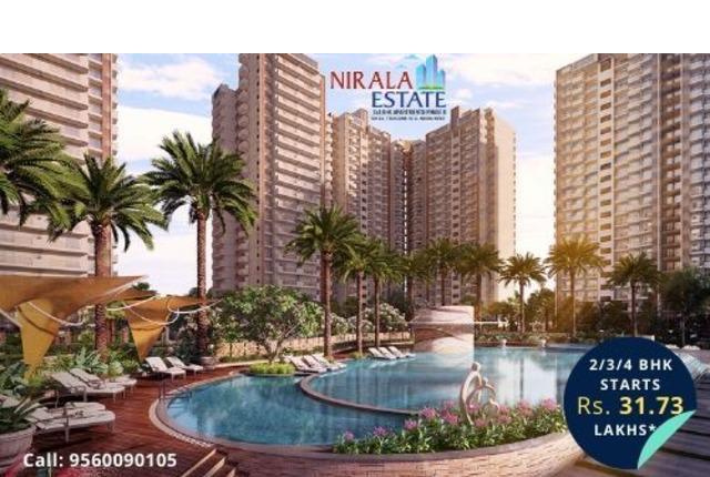 Nirala estate | buy 2/3/4 bhk apartments |price starts from