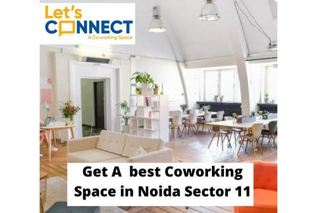 Office Space For rent: Lets Connect India