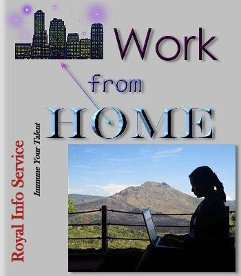 Online job project