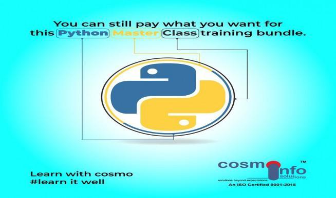 Python training institute in lucknow