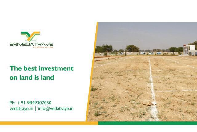 Residential plots for sale in Hyderabad
