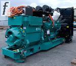 Used kirloskar diesel generator set sell - su...