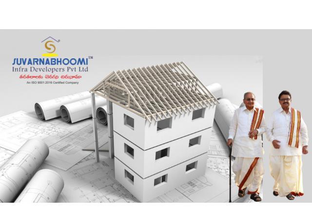 Vahini Suvarna Sampada | Commercial plots for sale in Kothur