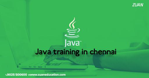 Java course and training in chennai