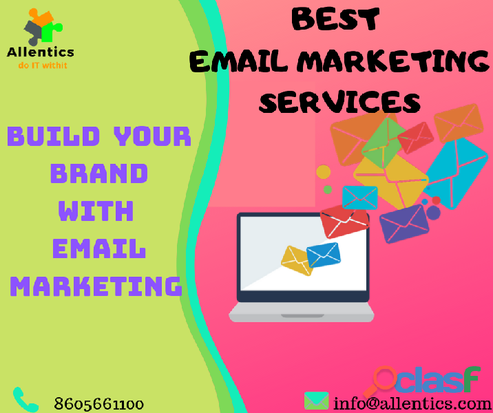 Best email marketing services company in india