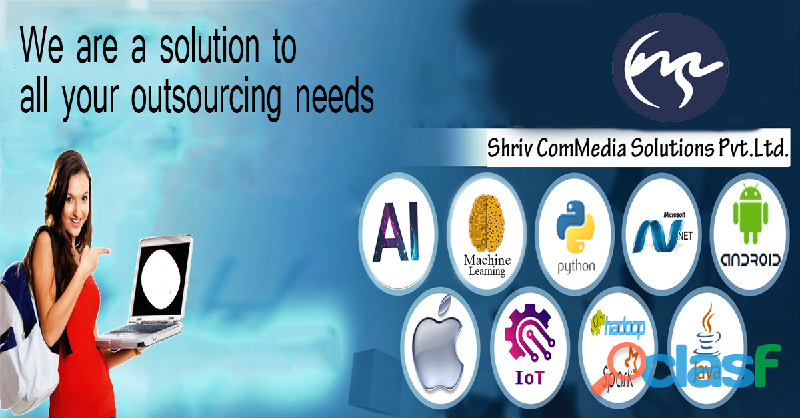 Software development company   shriv commeida solutions