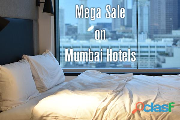 Save Big with this Mega Sale on Mumbai Hotels