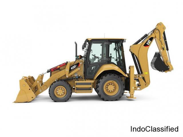Backhoe loader in india