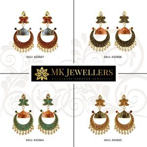Best jewellery manufacturer - kundan and meenakari jewelry