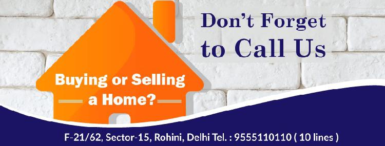 Best property dealer in rohini