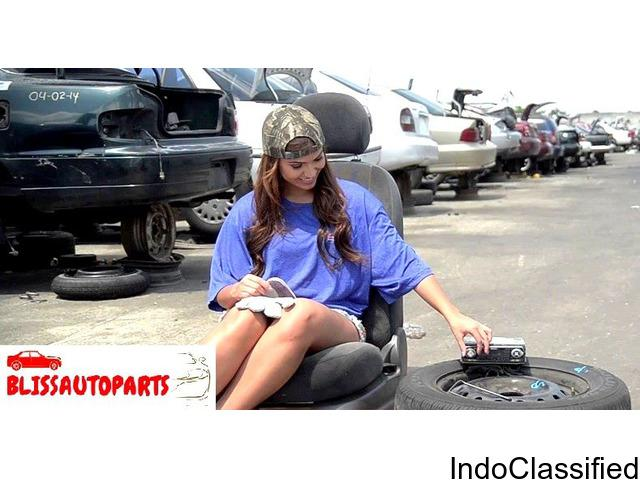 Bliss auto parts specialize for quality used car parts in