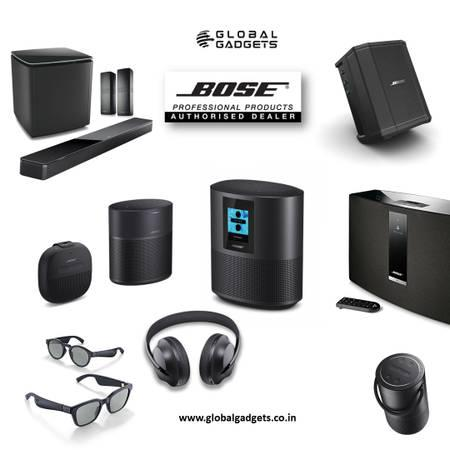 Buy bose speakers in delhi at global gadgets - electronics -