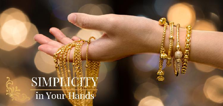 Buy online gold jewelry from ranka jewelers