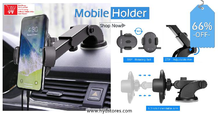 Buy probus car mobile holder stand
